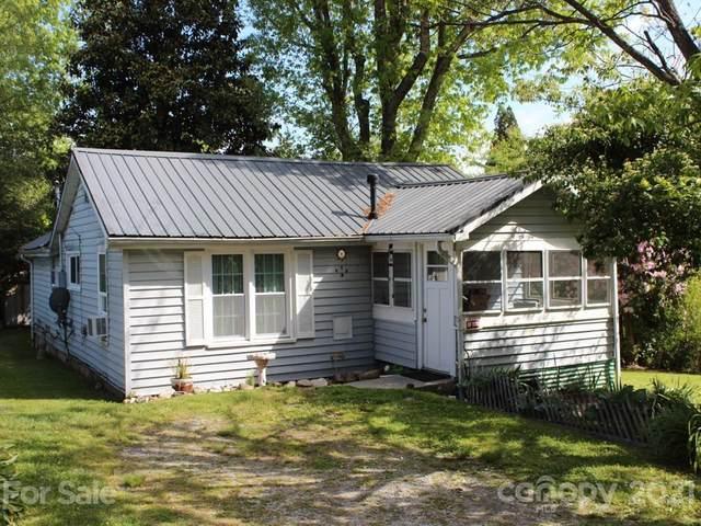 110 Stepp Street, East Flat Rock, NC 28726 (#3739419) :: Keller Williams Professionals