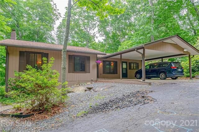 32 Honeysuckle Ridge Road, Pisgah Forest, NC 28768 (#3739429) :: Carver Pressley, REALTORS®