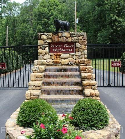 129 High Ridge Road #129, Mill Spring, NC 28756 (#3739459) :: Odell Realty