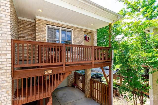 1023 Margaret Brown Street B, Charlotte, NC 28202 (#3739515) :: Puma & Associates Realty Inc.