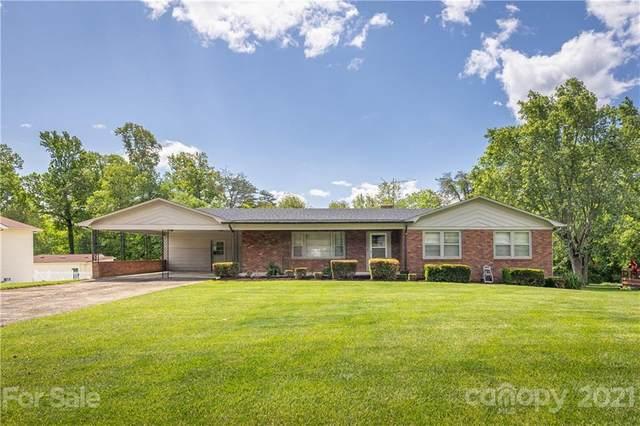 165 Oakdale Drive, Morganton, NC 28655 (#3739550) :: Modern Mountain Real Estate