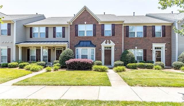 8161 Bridgegate Drive, Huntersville, NC 28078 (#3739563) :: Caulder Realty and Land Co.