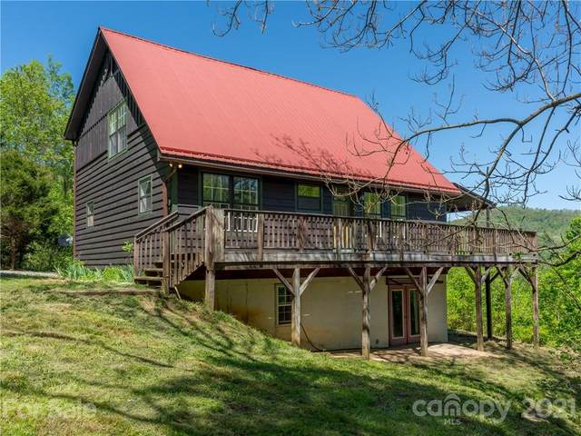 657 Sprinkle Branch Road, Marshall, NC 28753 (#3739660) :: Mossy Oak Properties Land and Luxury