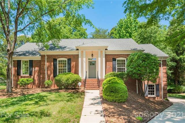 6000 Hickory Forest Drive, Charlotte, NC 28277 (#3739694) :: Burton Real Estate Group