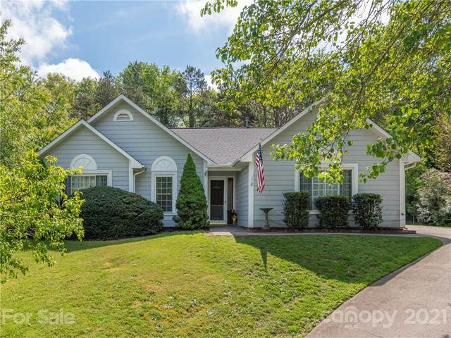 25 Aspen Court, Asheville, NC 28806 (#3739699) :: NC Mountain Brokers, LLC
