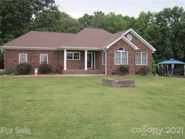 32815 Bryson Road, Albemarle, NC 28001 (#3739780) :: Burton Real Estate Group