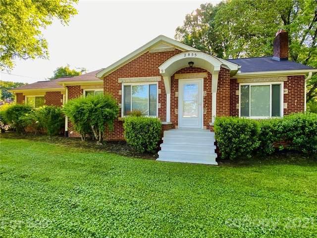 2855 Hollywood Drive, Salisbury, NC 28144 (#3739786) :: Home and Key Realty