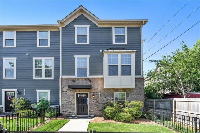 1221 Queen Lyon Court, Charlotte, NC 28205 (MLS #3739799) :: RE/MAX Impact Realty