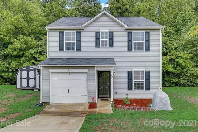 1484 Keystone Drive, Salisbury, NC 28147 (#3739838) :: Home and Key Realty