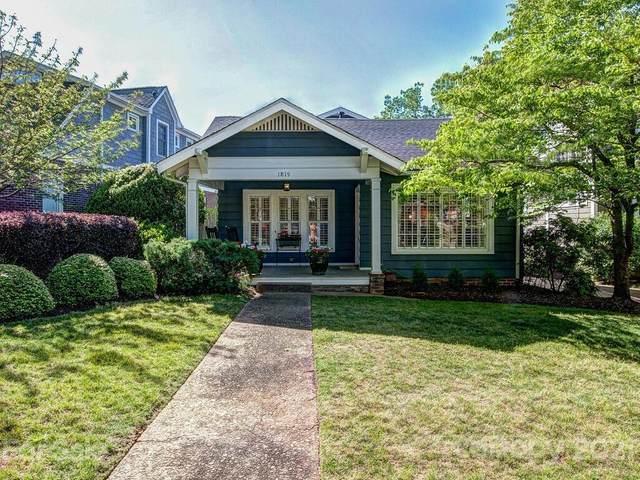 1819 Asheville Place, Charlotte, NC 28203 (#3739855) :: SearchCharlotte.com