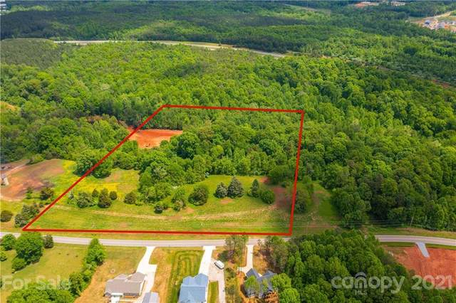Lot 6 St James Church Road #6, Denver, NC 28037 (#3739856) :: BluAxis Realty