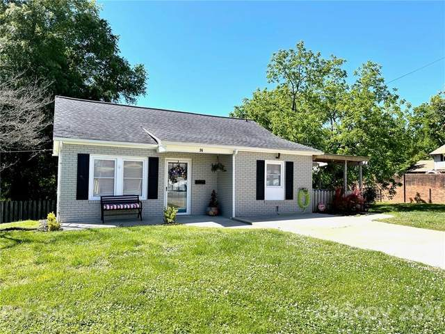 56 1st Avenue Avenue SE, Taylorsville, NC 28681 (#3739865) :: Home and Key Realty