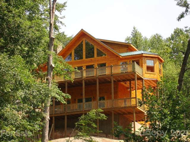 345 Fairway Drive, Lake Lure, NC 28746 (#3739874) :: Puma & Associates Realty Inc.