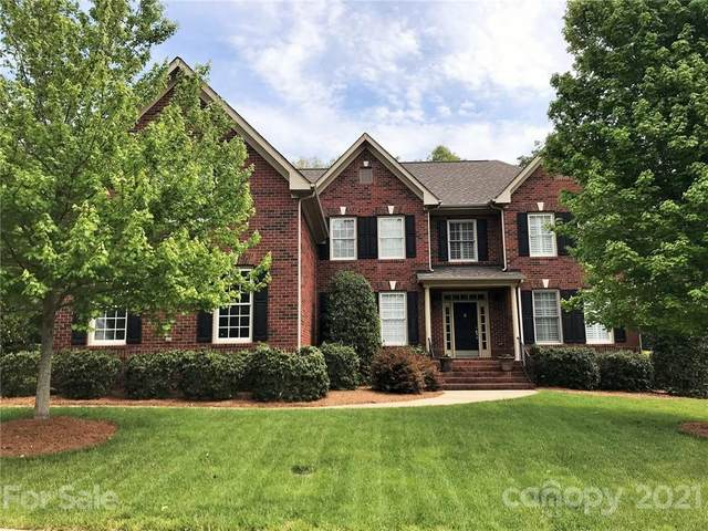 2055 Weddington Lake Drive, Matthews, NC 28104 (#3739954) :: Mossy Oak Properties Land and Luxury