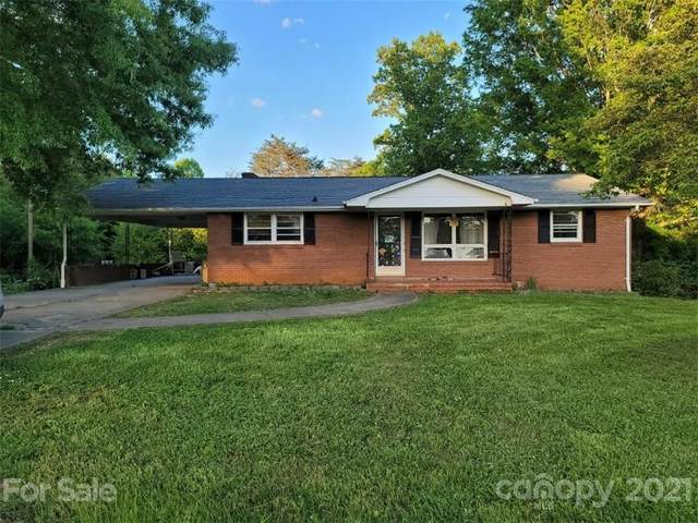 1249 Caldwell Pond Road, Taylorsville, NC 28681 (#3739957) :: Home and Key Realty