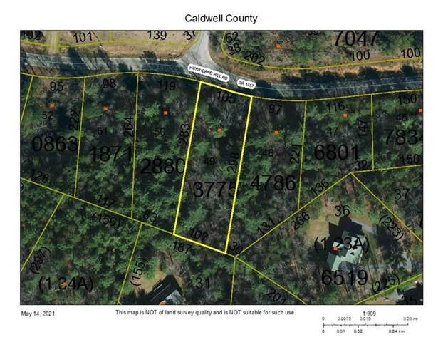 5179 Hurricane Hill Road, Granite Falls, NC 28630 (#3740040) :: Odell Realty