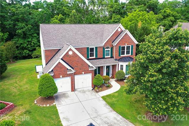 5777 Crimson Oak Court, Harrisburg, NC 28075 (#3740058) :: Burton Real Estate Group