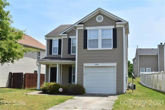 4353 Saint Catherines Court, Concord, NC 28025 (#3740065) :: High Performance Real Estate Advisors