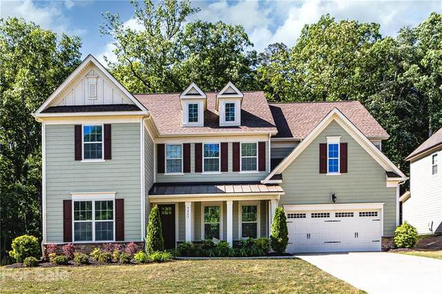 5223 Sequoia Lane, Waxhaw, NC 28173 (#3740072) :: Puma & Associates Realty Inc.