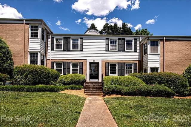 312 B Wakefield Drive, Charlotte, NC 28209 (#3740074) :: Burton Real Estate Group