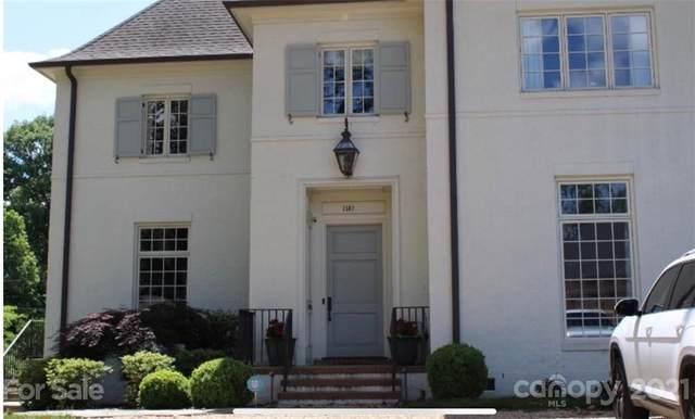 1501 Providence Drive, Charlotte, NC 28211 (#3740158) :: Burton Real Estate Group