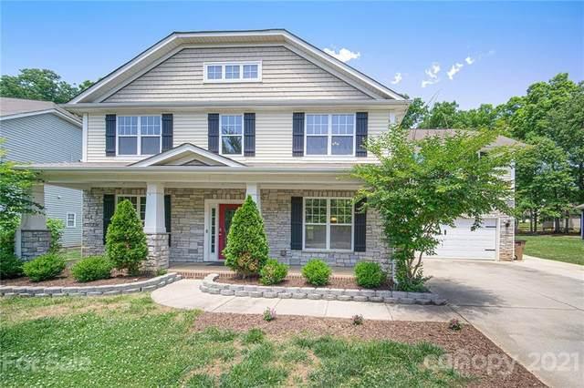 5011 Magna Lane, Indian Trail, NC 28079 (#3740174) :: Cloninger Properties