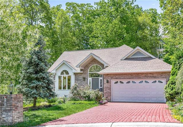 102 S Carriage Square Court, Hendersonville, NC 28791 (#3740200) :: DK Professionals