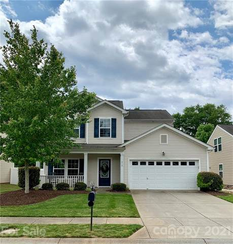 818 Traditions Park Drive, Pineville, NC 28134 (#3740207) :: Burton Real Estate Group