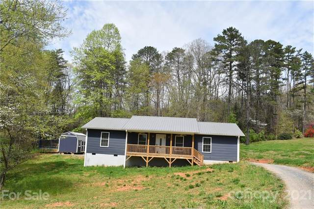 8748 Sugar Hill Road, Marion, NC 28752 (#3740208) :: Mossy Oak Properties Land and Luxury