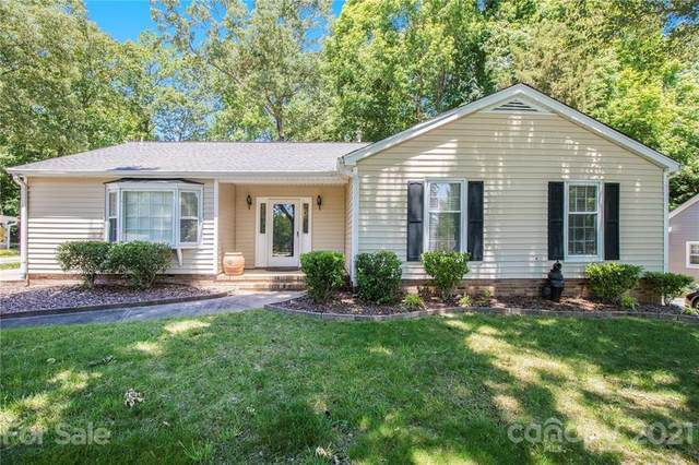 1201 Forest Wood Drive, Matthews, NC 28105 (#3740236) :: LKN Elite Realty Group | eXp Realty