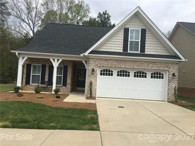 184 N Wentworth Drive #60, Mocksville, NC 27028 (#3740299) :: Bigach2Follow with Keller Williams Realty