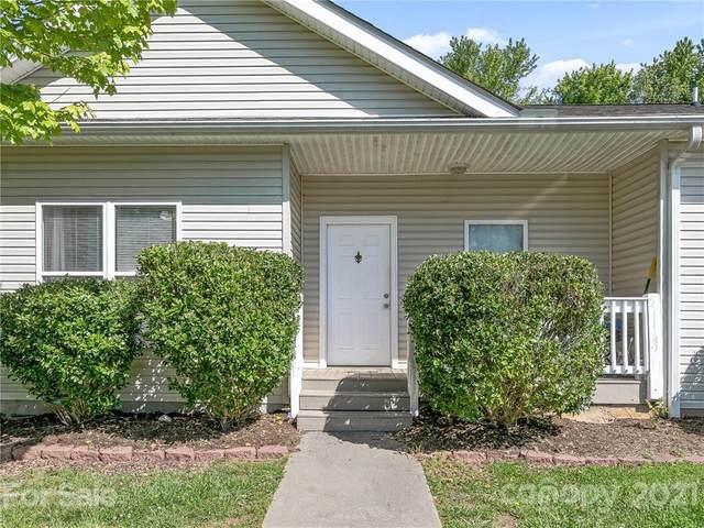 711 Villas Court #32, Asheville, NC 28806 (#3740338) :: Keller Williams Professionals