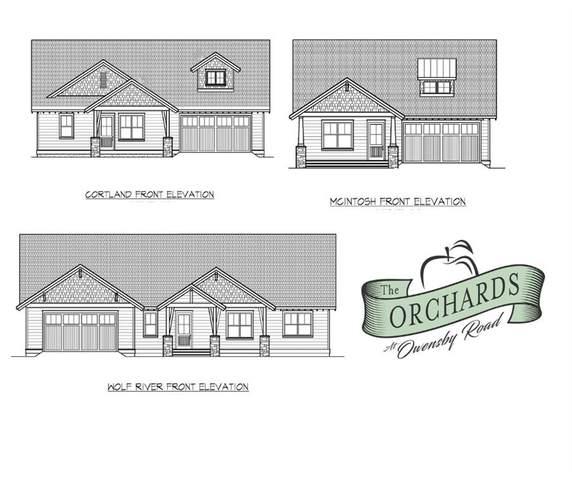 Lot 17 Cider Hill Lane, Hendersonville, NC 28792 (#3740385) :: Love Real Estate NC/SC