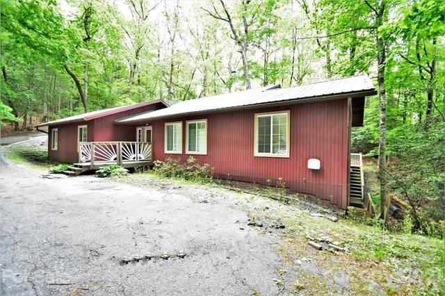 504 Knob Creek Road, Pisgah Forest, NC 28768 (#3740418) :: Carver Pressley, REALTORS®
