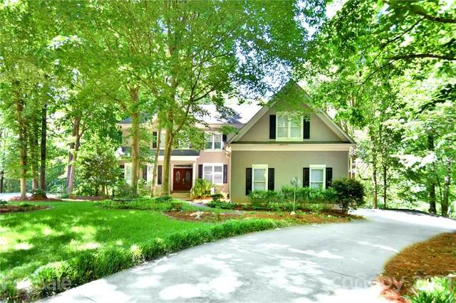 2905 Symphony Woods Drive, Charlotte, NC 28269 (#3740454) :: Burton Real Estate Group