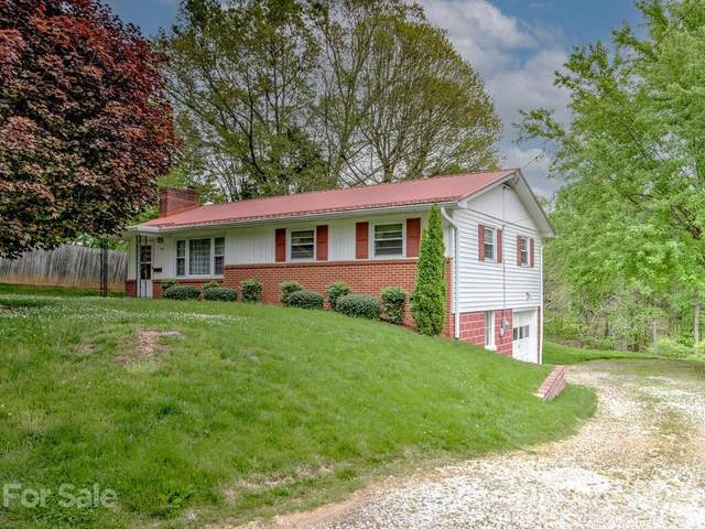 172 Central Avenue, Weaverville, NC 28787 (#3740496) :: Burton Real Estate Group