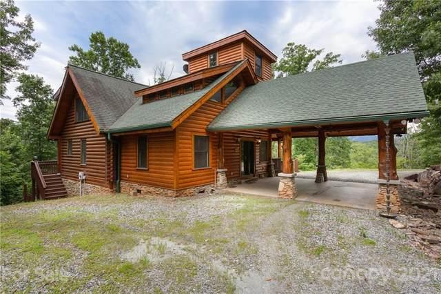146 Rabbits Lane, Lake Lure, NC 28746 (#3740509) :: DK Professionals