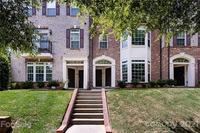 1540 S Church Street K, Charlotte, NC 28203 (#3740659) :: Exit Realty Vistas