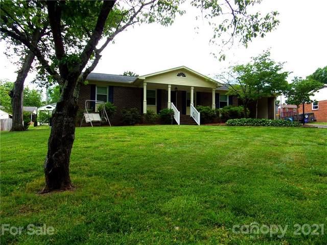 213 Ridgecrest Drive, Kannapolis, NC 28081 (#3740704) :: Carlyle Properties