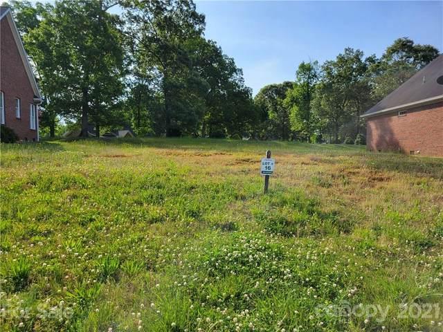 106 Blakemore Drive #16, Shelby, NC 28152 (#3740820) :: Keller Williams Realty Lake Norman Cornelius