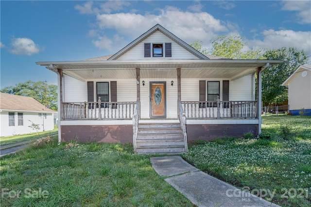 512 W 7th Street, Kannapolis, NC 28081 (#3740840) :: Mossy Oak Properties Land and Luxury