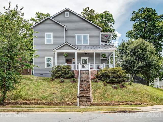 1900 S Mint Street, Charlotte, NC 28203 (#3740868) :: Home and Key Realty