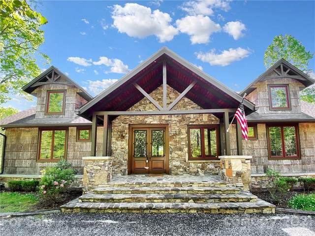 182 Tsali Point, Bryson City, NC 28713 (#3740869) :: Odell Realty