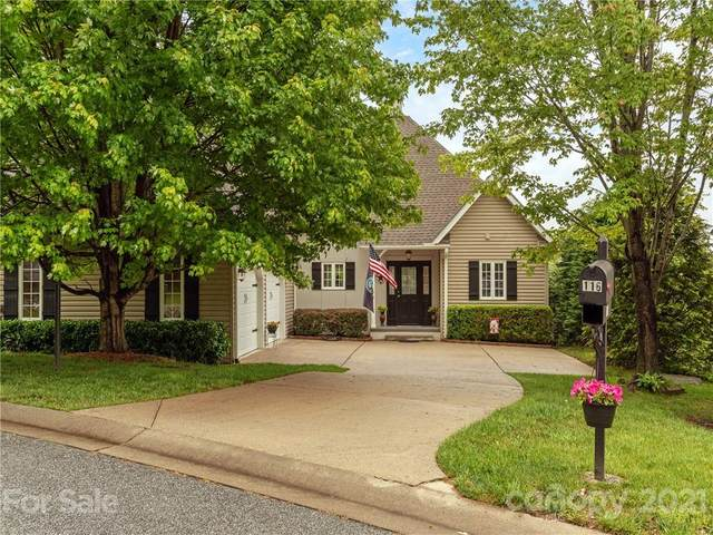 116 Carriage Springs Way, Hendersonville, NC 28791 (#3740897) :: DK Professionals