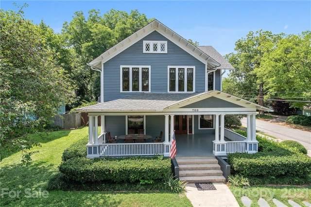 700 S Fulton Street, Salisbury, NC 28144 (#3740918) :: Keller Williams Realty Lake Norman Cornelius