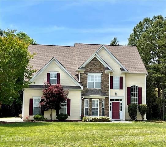 109 Windstone Drive, Troutman, NC 28166 (#3740919) :: DK Professionals
