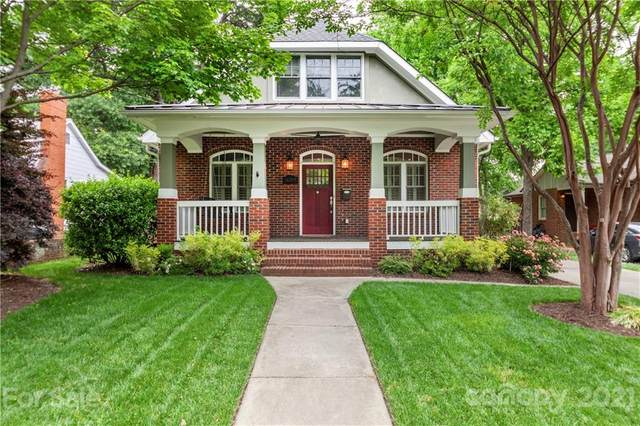 1607 Mimosa Avenue, Charlotte, NC 28205 (#3740964) :: Exit Realty Vistas