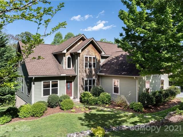 558 Grand Oaks Drive, Hendersonville, NC 28792 (#3740993) :: DK Professionals