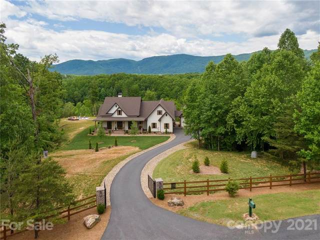 570 Parkway North Road, Mill Spring, NC 28756 (#3741027) :: Mossy Oak Properties Land and Luxury