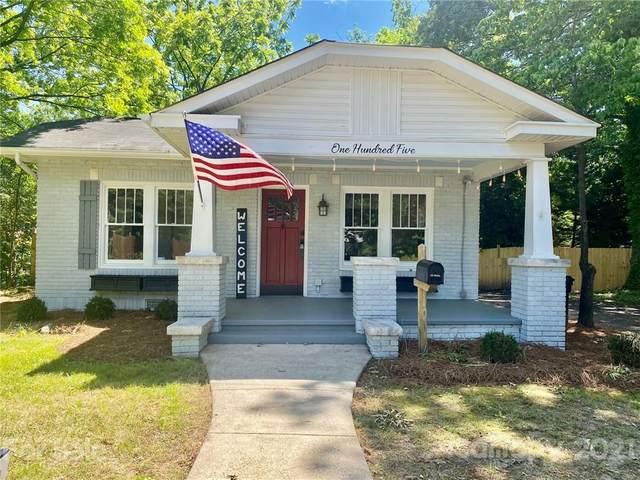 105 Charleston Street, Monroe, NC 28112 (#3741035) :: LKN Elite Realty Group | eXp Realty